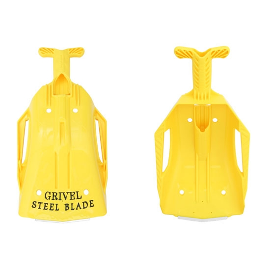 Grivel Shovel - Yellow