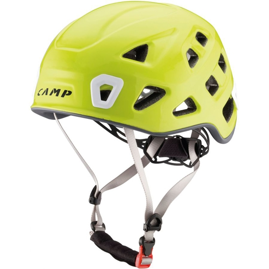 Camp Storm Helmet - Lime