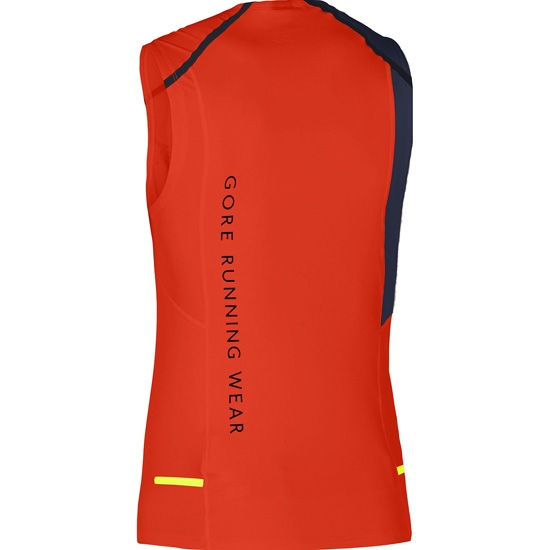 Gore Running Wear Fusion Tank Top - Photo of detail