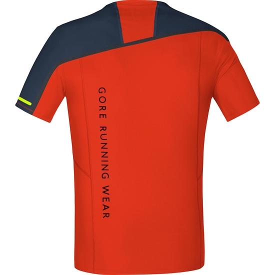 Gore Running Wear Fusion Shirt - Photo of detail