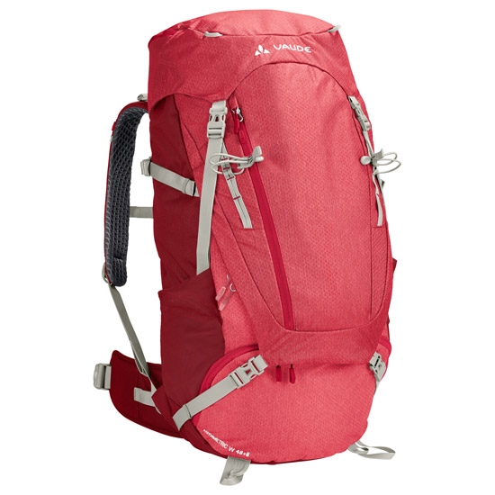 Vaude Asymmetric 48+8 W - Indian Red