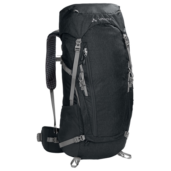 Vaude Asymmetric 42+8 - Black