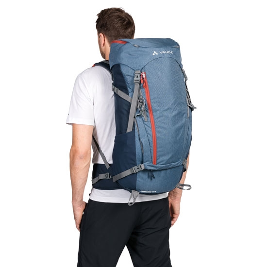 Vaude Asymmetric 42+8 - Photo of detail