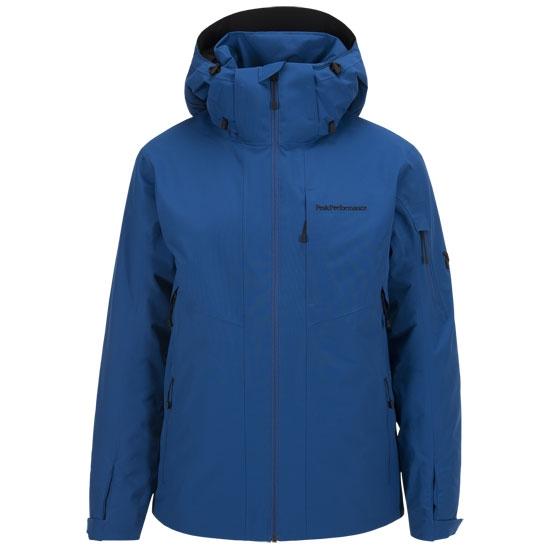 Peak Performance Maroon 2 Jacket - True Blue
