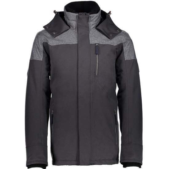 Campagnolo Fix Hood Jacket - Anthracite/Melange