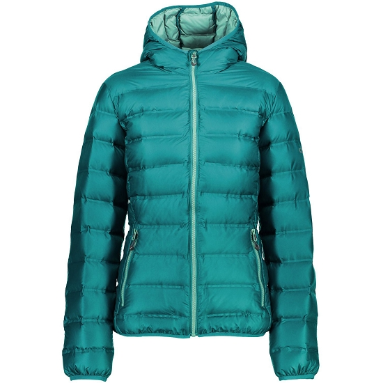 Campagnolo Fix Down Jacket W - Curacao/Aquamarine