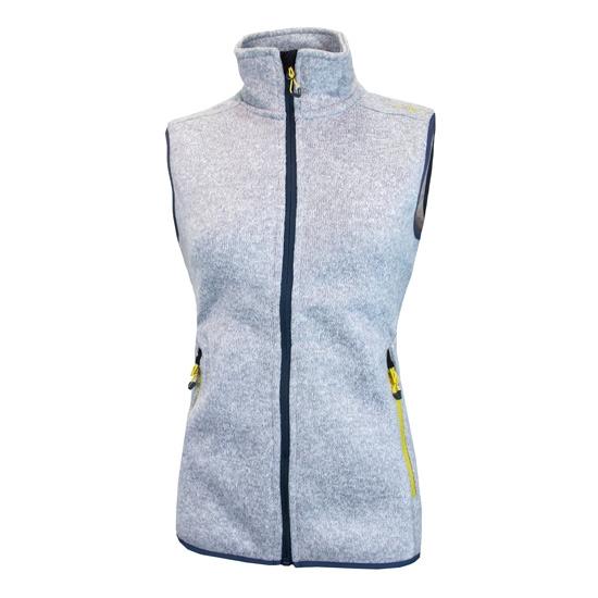 Campagnolo Knitted Vest W - Asphalt/Ambra
