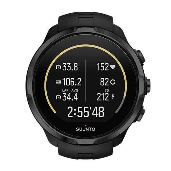 Suunto Spartan Sport Wrist HR - Black