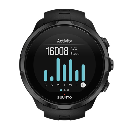 Suunto Spartan Sport Wrist HR - Photo de détail