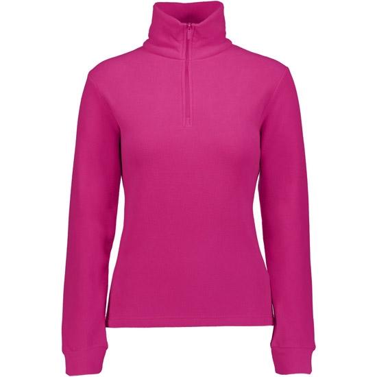 Campagnolo Sweat Fleece W - Hot Pink