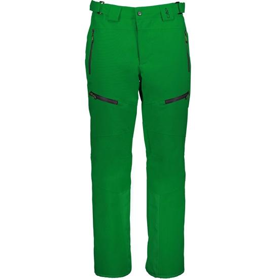 Campagnolo Man Ski Pant - Edera