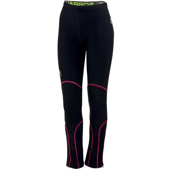 Karpos Alagna Pant W - Black/Pink Fluor
