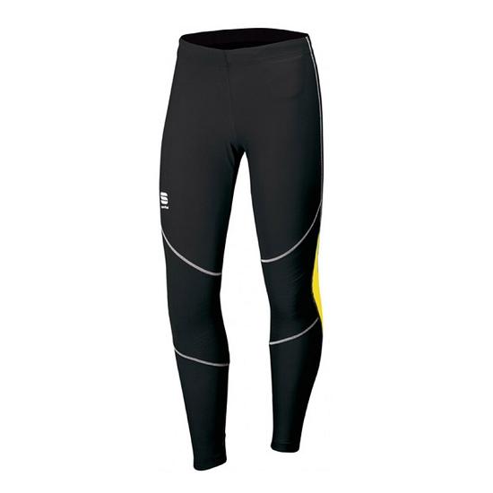 Sportful Cardio Tech Tight - Yellow Fluo/Black