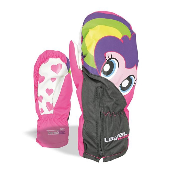 Level Lucky Mitt Jr - PK Rainbow