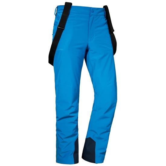 Schöffel Ski Pants Bern1 - Blue