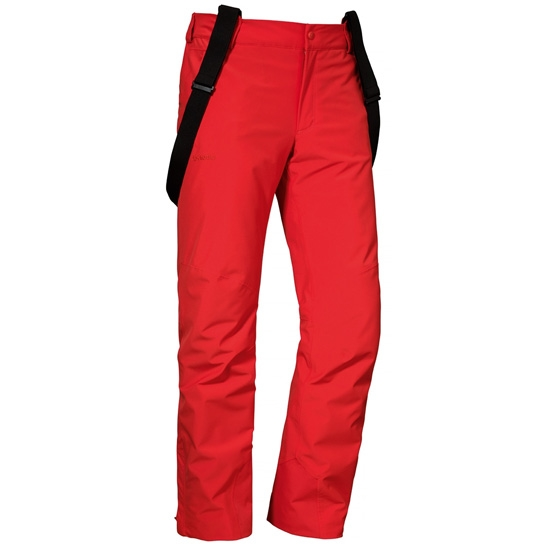 Schöffel Ski Pants Bern1 - Red