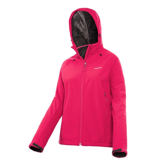 Trangoworld Ouray Softshell W - Rosa Oscuro