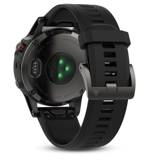 Garmin Fenix 5 Zafiro - Photo de détail