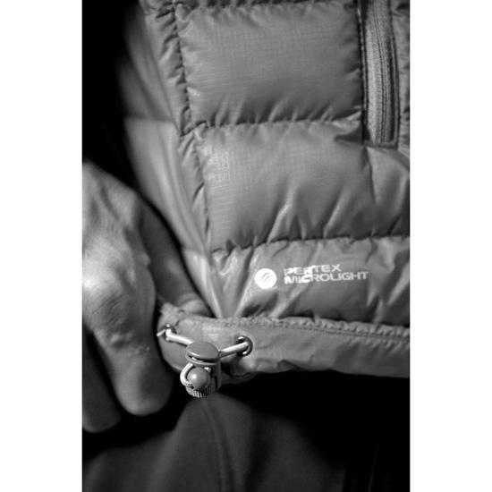 Rab Microlight Alpine - Photo of detail