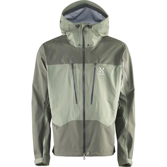 Haglöfs Spitz Jacket - Lite Beluga/Beluga