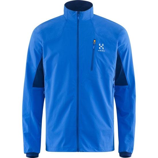 Haglöfs Lizard II Jacket - Vibram Blue