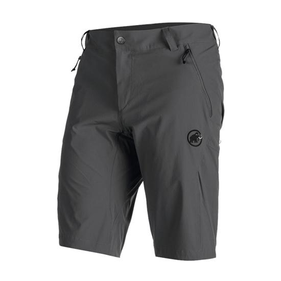Mammut Runbold Shorts - Graphite