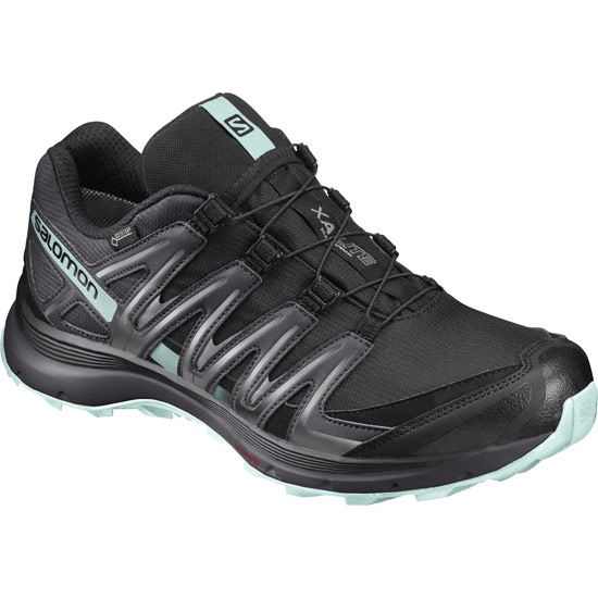Salomon Xa Lite GTX W - Black/Magnet/Fair Aqua