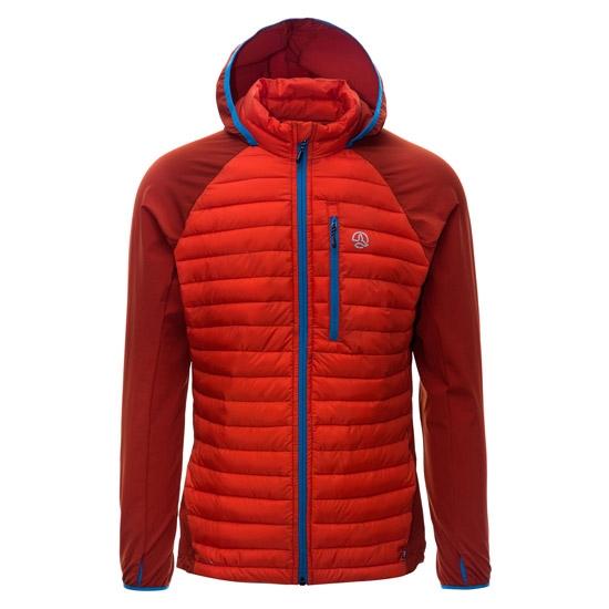 Ternua Altitoy Jacket - Orange Red/Dark Orange Red