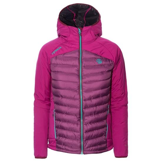Ternua Kila Therm Hoody Jacket W - B-Violet/Dark Violet