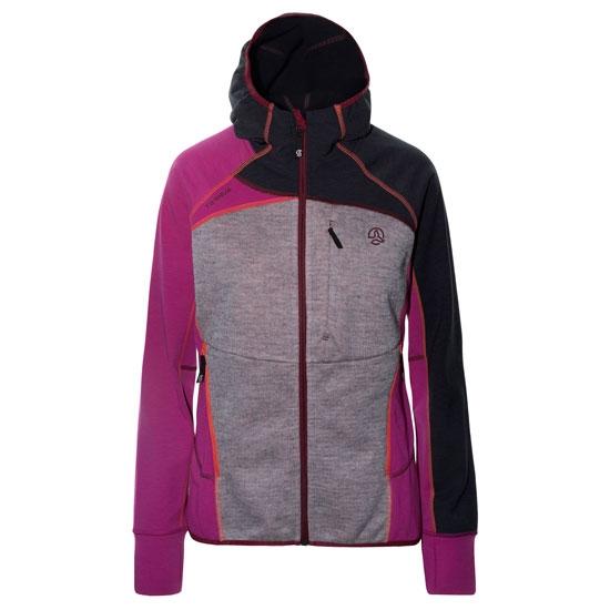 Ternua Morna Hoody Jacket W - Violet