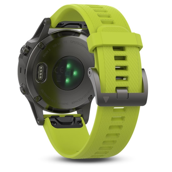 Garmin Fenix 5 - Photo of detail