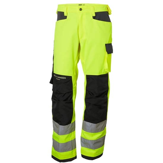 Helly Hansen Workwear Alna Pant CL 2 - Yellow/Charcoal
