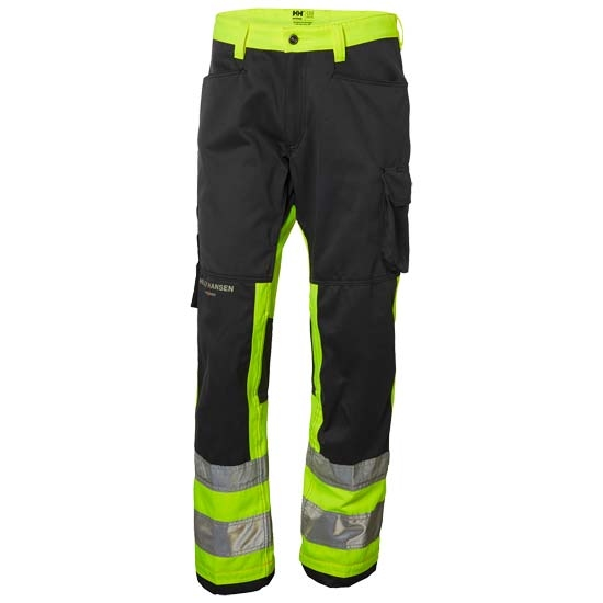 Helly Hansen Workwear Alna Pant CL 1 - Hv Yellow/Charcoal