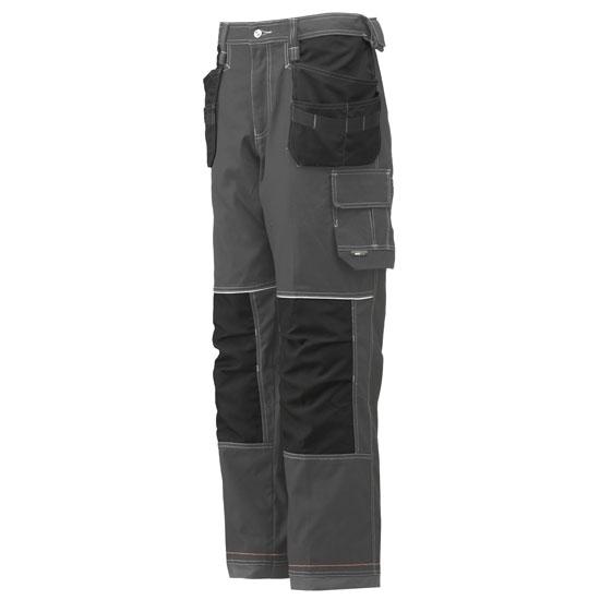 Helly Hansen Workwear Chelsea Construction Pant - Dark Grey/Black