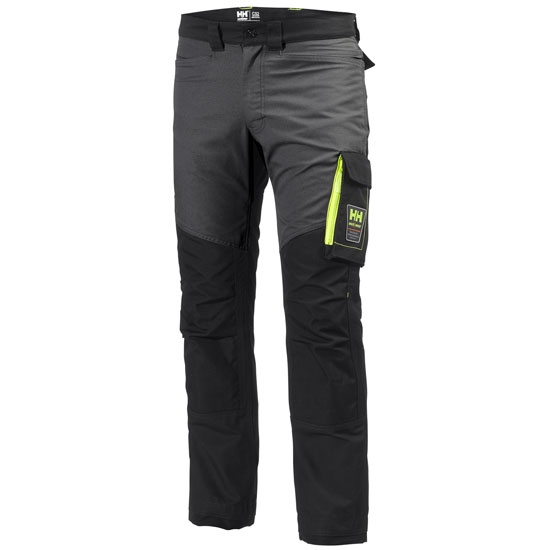 Helly Hansen Workwear Aker Work Pant - Black/Dark Grey