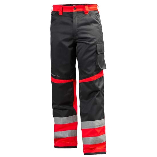 Helly Hansen Workwear Alna Pant CL 1 - Red/Charcoal