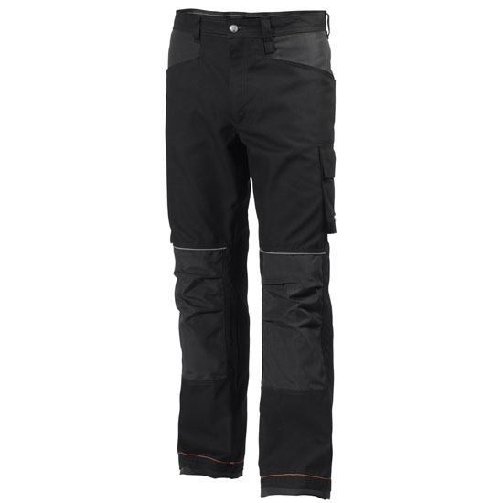 Helly Hansen Workwear Chelsea Workpant - Black/Charcoal