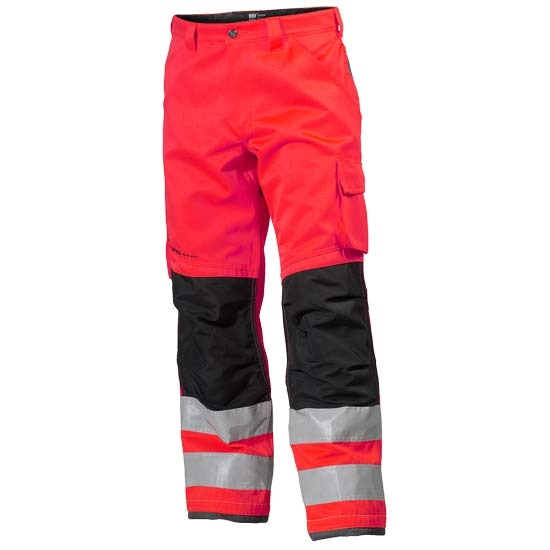 Helly Hansen Workwear Alna Pant CL 2 - Hv Red/Charcoal