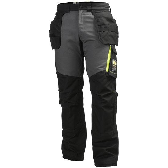 Helly Hansen Workwear Aker Cons Pant - Black