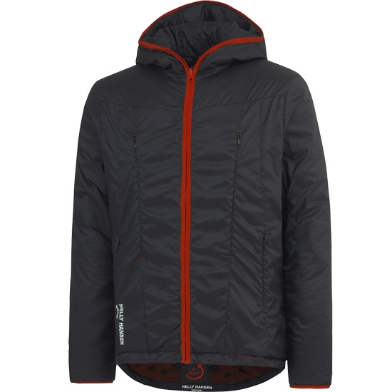 Helly Hansen Workwear Oslo H2 Flow Insulator - Black