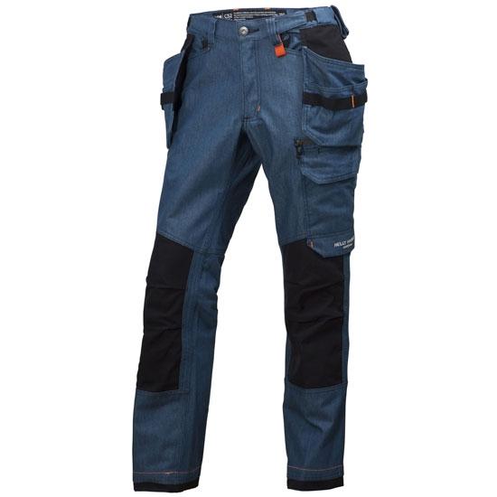 Helly Hansen Workwear MjØlnir Cons Pant - Deep Steel