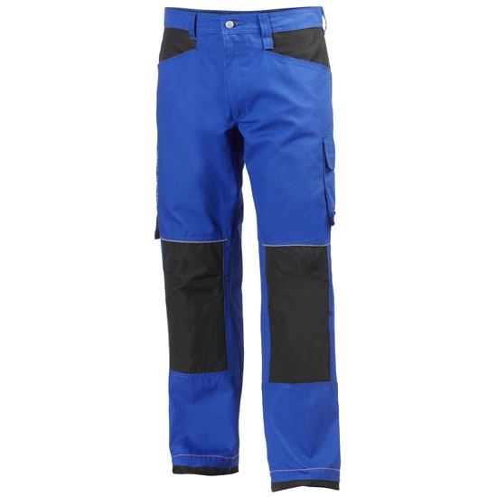 Helly Hansen Workwear Chelsea Workpant - Cobalt/Black
