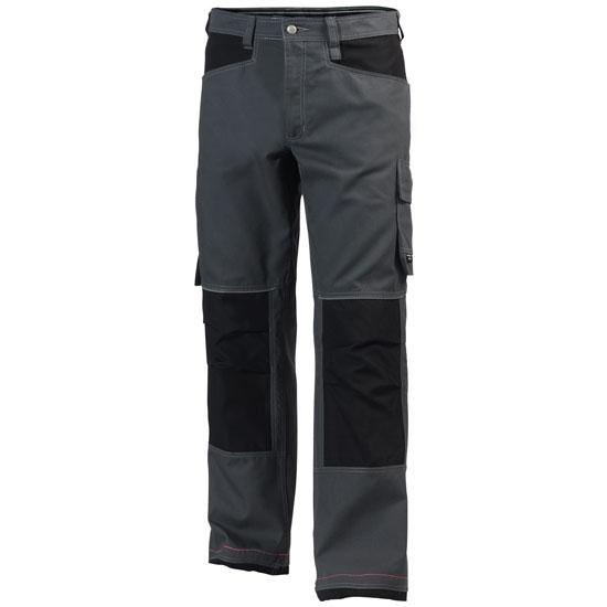 Helly Hansen Workwear Chelsea Workpant - Dark Grey/Black