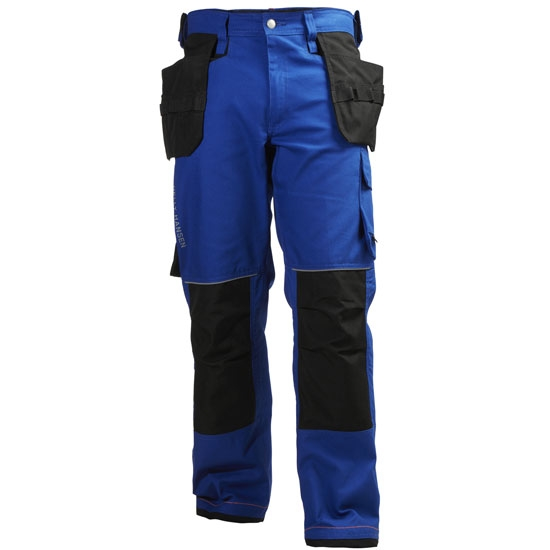Helly Hansen Workwear Chelsea Construction Pant - Cobalt/Black