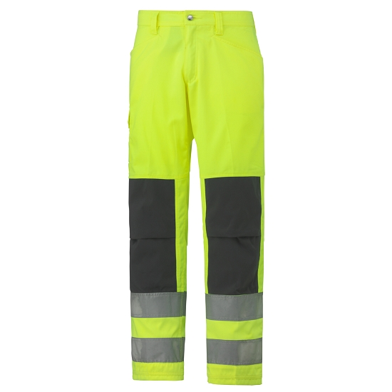 Helly Hansen Workwear Alta Pant - Yellow/Charcoal