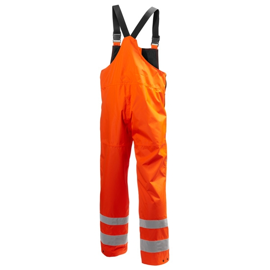 Helly Hansen Workwear Alta Shelter Bib - Photo of detail