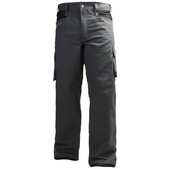 Helly Hansen Workwear Chelsea Service Pant - Dark Grey/Black
