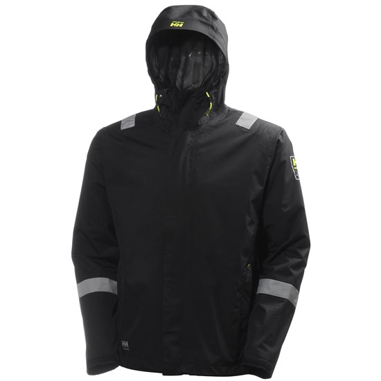 Helly Hansen Workwear Aker Shell Jacket - Black