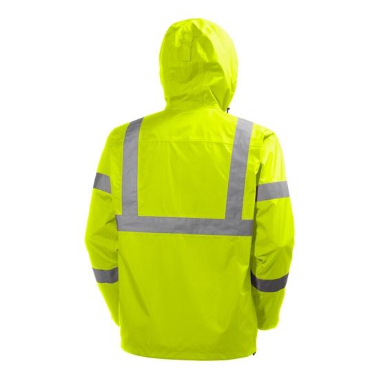 Helly Hansen Workwear Alta Shelter Jacket - Photo of detail