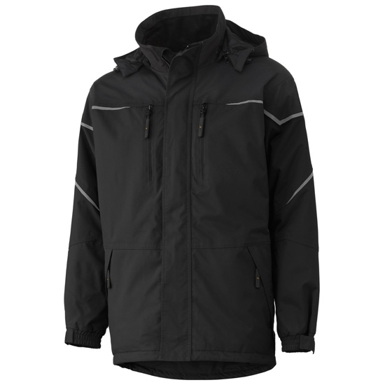 Helly Hansen Workwear Kiruna Parka - Black